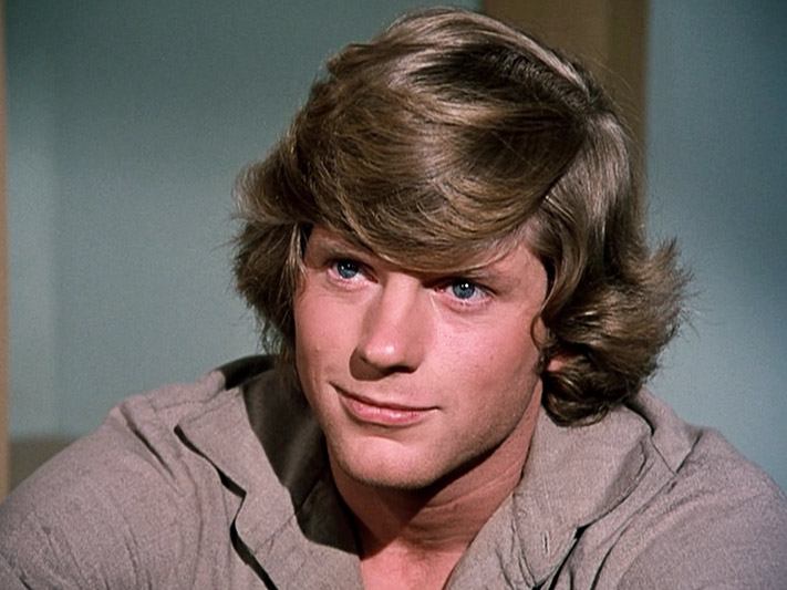 Almanzo Wilder, played by Dean Butler